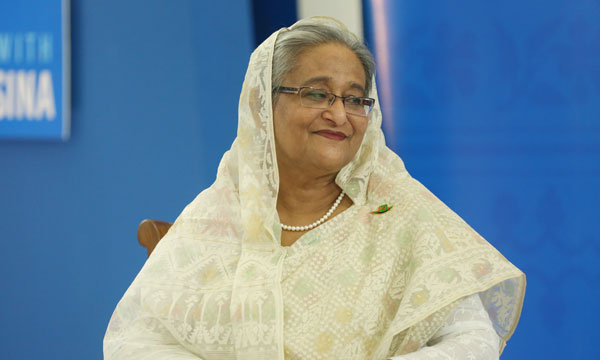 Let's Talk with Sheikh Hasina