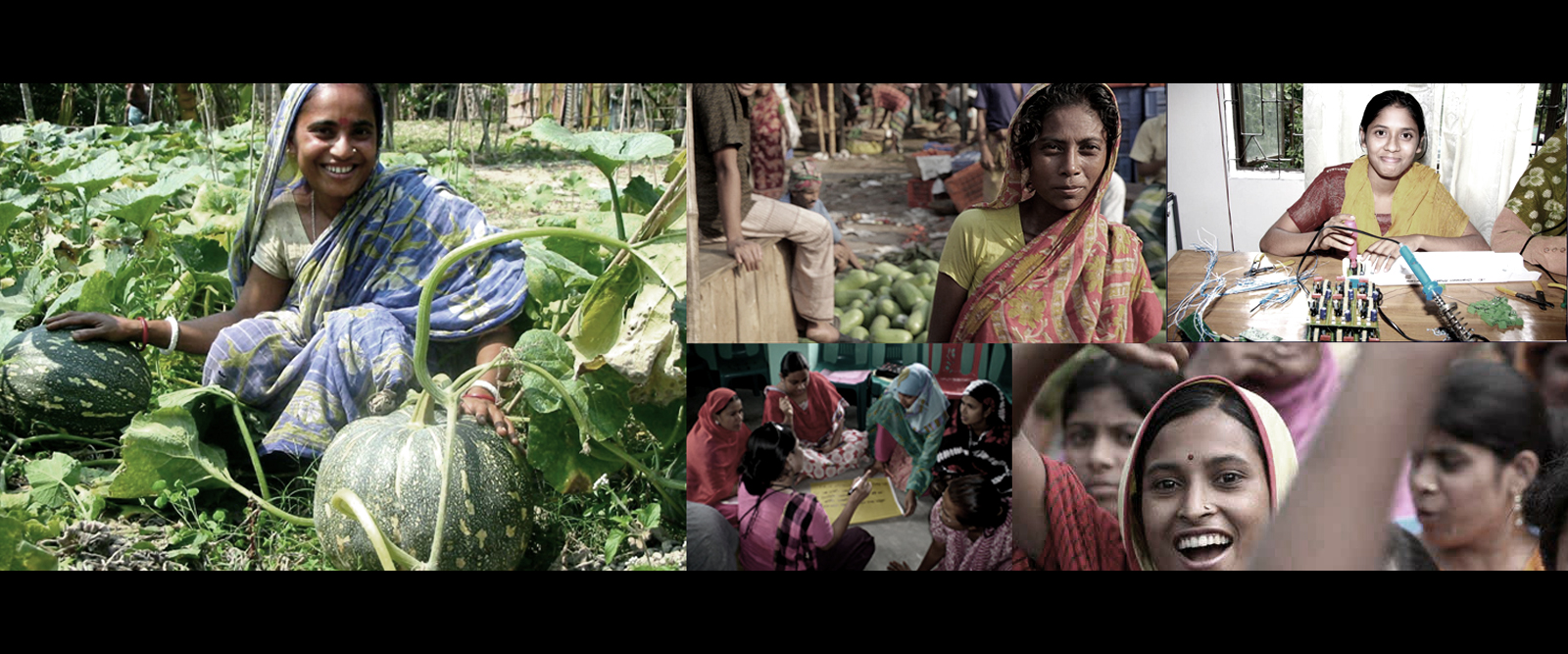 the women of bangladesh Micro-finance as a source of economic empowerment of rural women in rural women in bangladesh: as a source of economic empowerment of rural.
