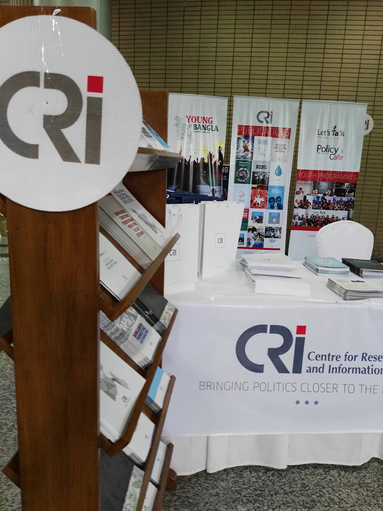 CRI Participation at the 136th Inter-Parliamentary Union