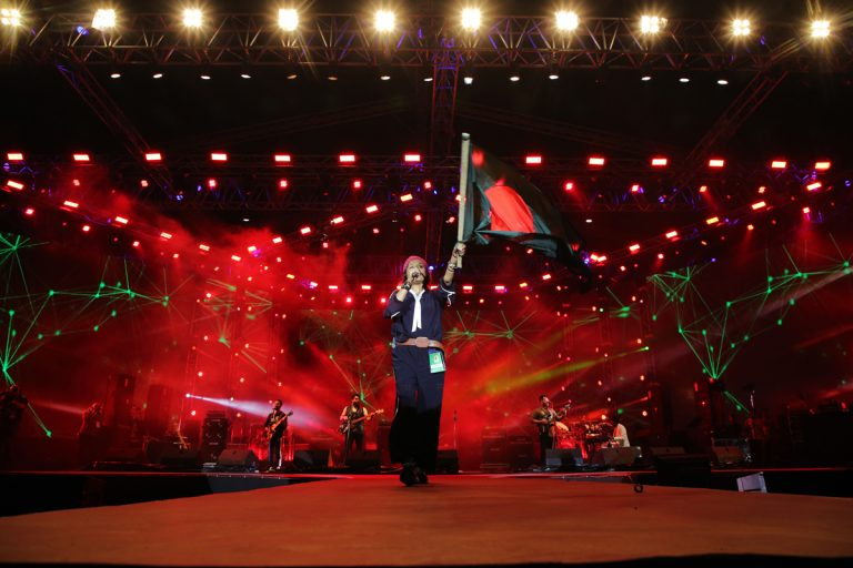 Joy Bangla Concert 2020 – A Celebration of Mujib Year