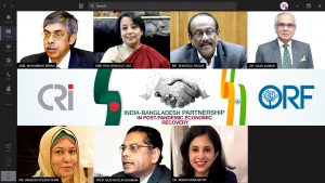 India-Bangladesh Partnership in Post-Pandemic Economic Recovery