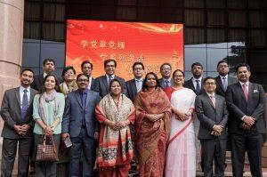 CRI Facilitates Youth Politicians Tour of China