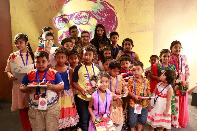 CRI Marks Bangabandhu's Birthday and National Children's Day