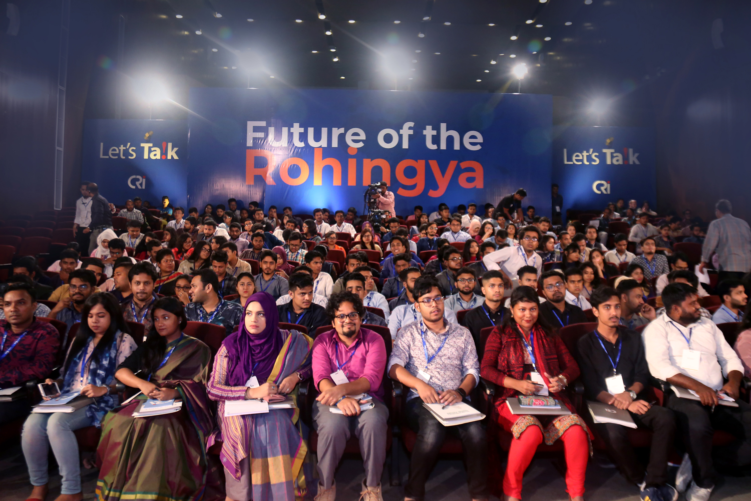 Let's Talk on Future of the Rohingya