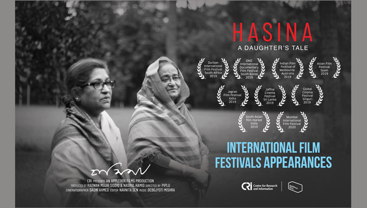Hasina: A Daughter's Tale – Docu Drama