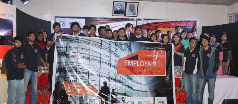 Career Talk on 'Making You Employable for the Global Market Needs'