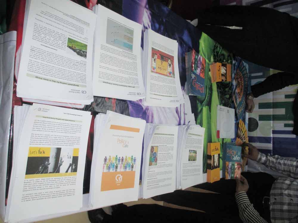 CRI at Eradicate Extreme Poverty Day