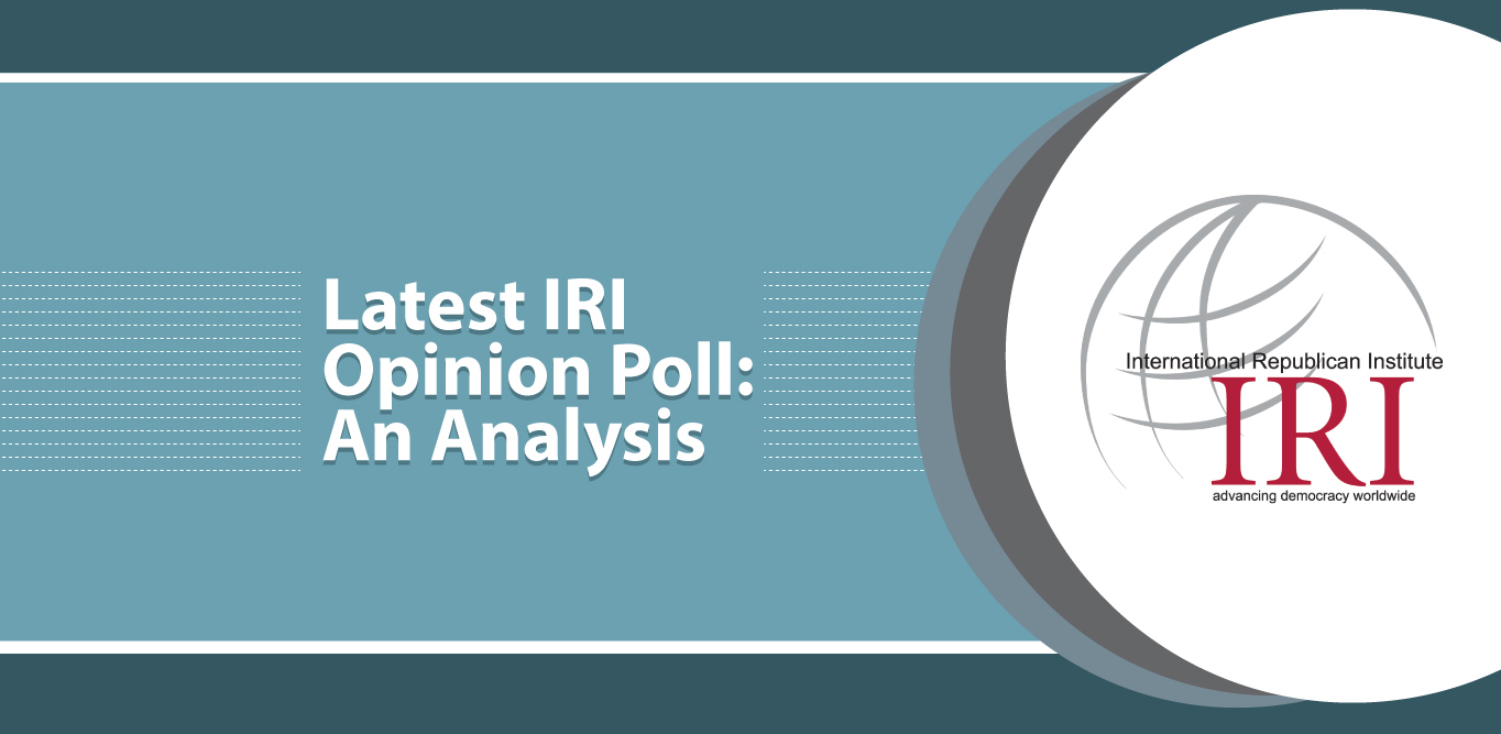 Latest IRI Opinion Polls: An Analysis