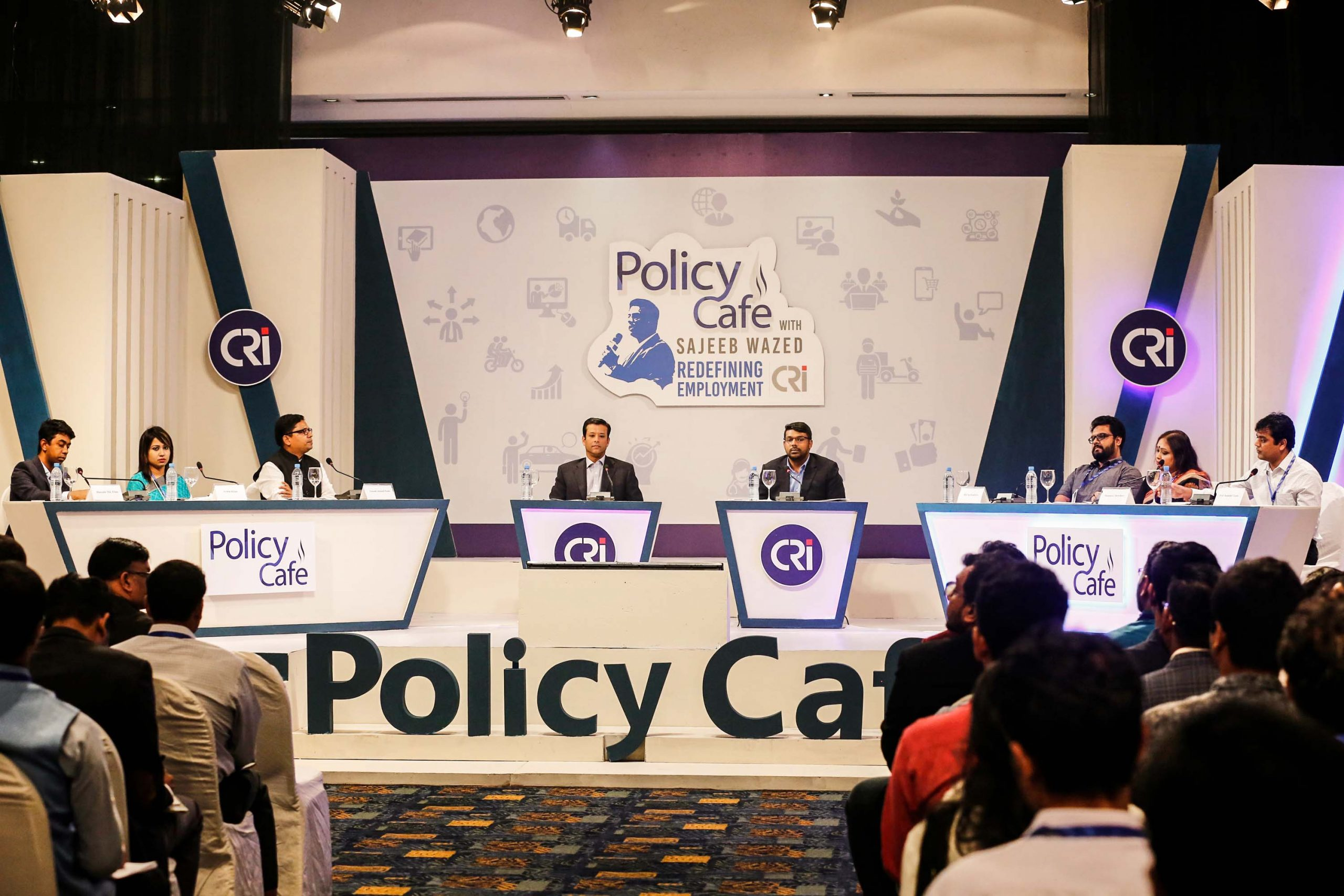 Policy Café on Redefining Employment
