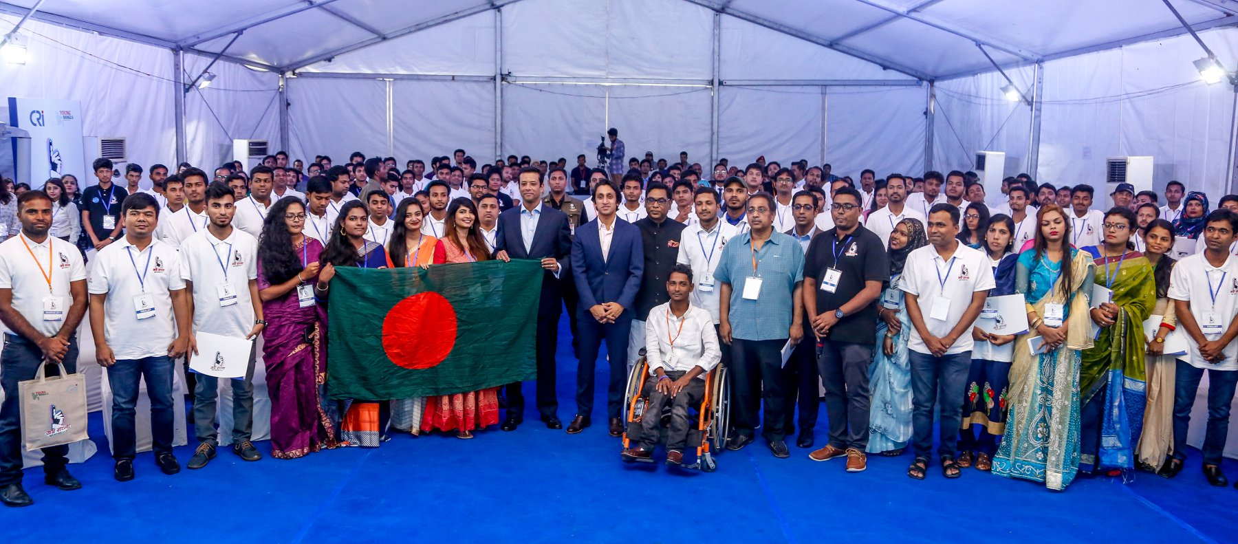 30 youth-led organizations achieved JBYA 2018