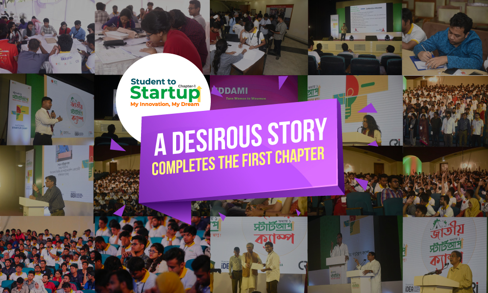 Student to Startup: A Desirous Story Completes the First Chapter