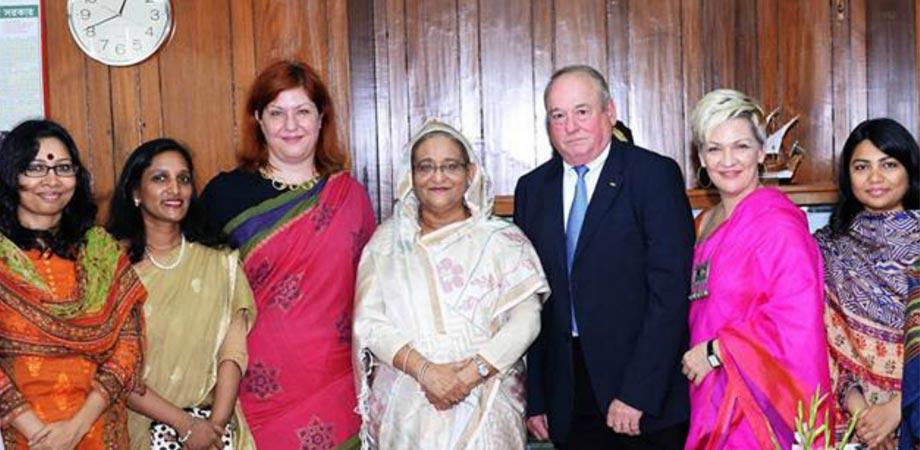 CRI praised by Democracy International