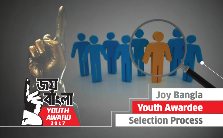 Joy Bangla Youth Awardee Selection Process