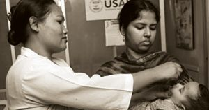 Healthcare Services for All: the Bangladesh Story