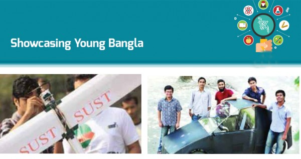 Showcasing Young Bangla