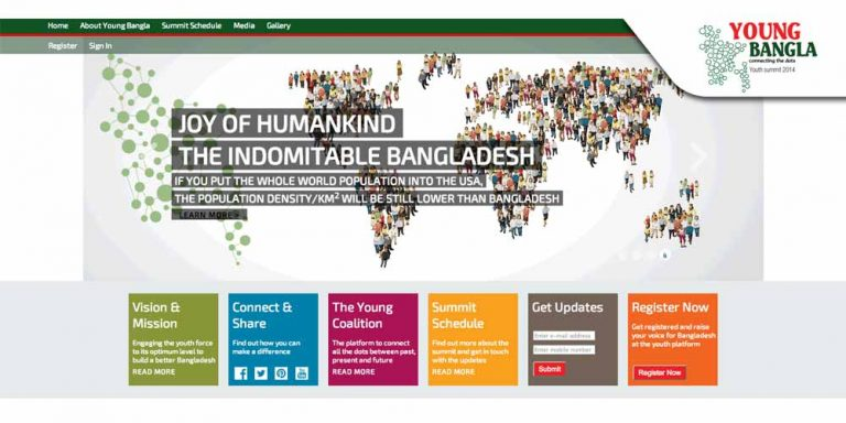 Young Bangla National Youth Summit 2014