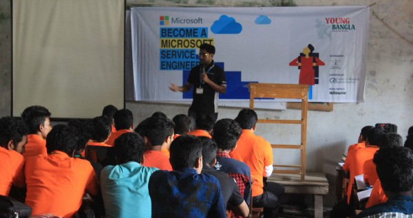 Young Bangla launches Microsoft Service Engineer Development Program