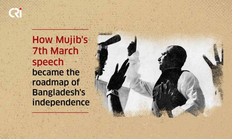 How Mujib's 7th March speech became the roadmap of Bangladesh's independence