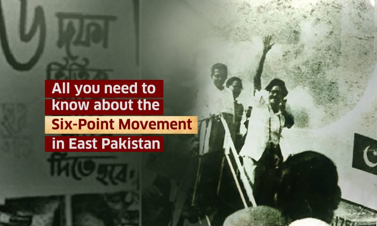All you need to know about the Six-Point Movement in East Pakistan